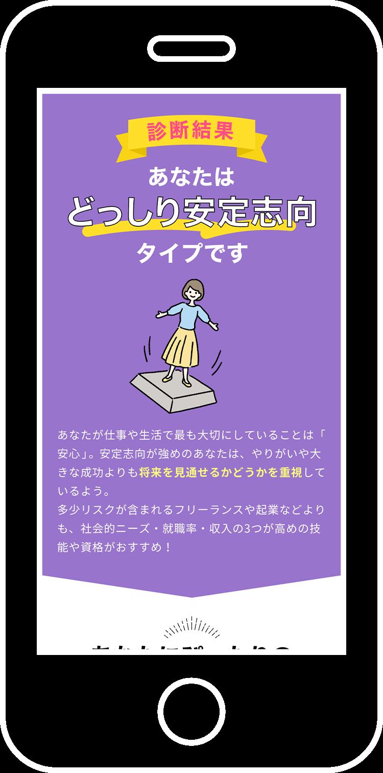 キャリアカレッジジャパン ページ制作