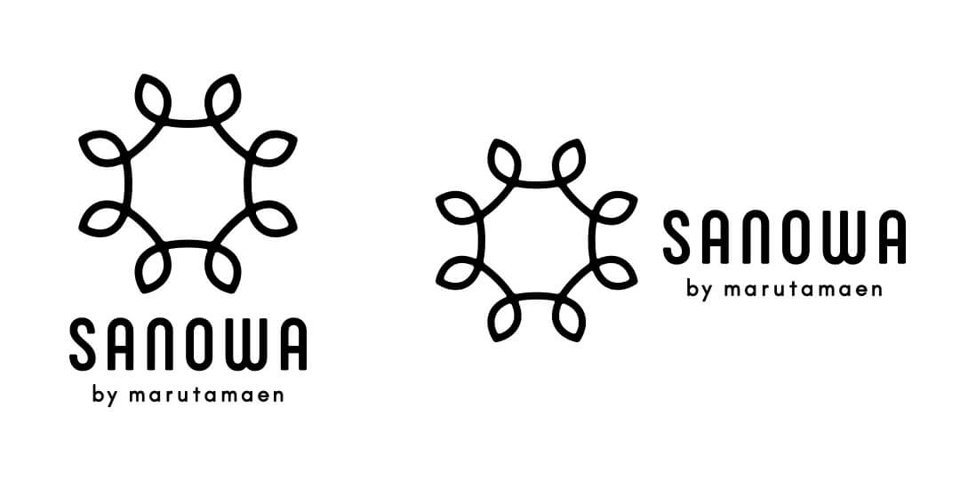 SANOWA ロゴデザイン